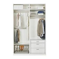 Ikea Fitted Wardrobe Interiors Pax Wardrobe With Interior Organizers Ikea 10 Year Limited