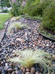 rock and gravel landscaping ideas rock landscaping ideas with
