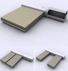 Modular Bed Frame Modular Bed Concept