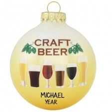 drinks u0026 spirits christmas ornaments personalized ornaments for you