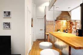 Kitchen Design For Apartment Clever Kitchen Design For A Compact Modern Apartment
