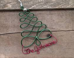 wire tree etsy