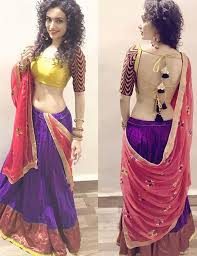 blouse pic backless blouse designs
