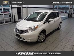 nissan versa o d off 2016 used nissan versa note 5dr hatchback cvt 1 6 sv at landers