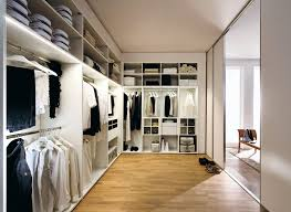 walk in wardrobe designs for bedroom walk in closet with sliding interior door idea plus stylish