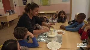 atelier cuisine maternelle rythmes éducatifs atelier cuisine à l école buffon