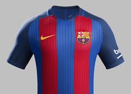 Baju Gambar Nike fc barcelona home kit 2016 17 nike news
