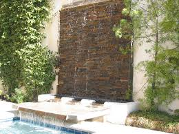 how to build a water feature wall make your house features