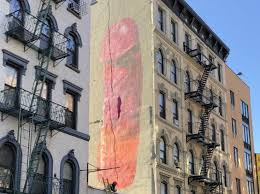 Big Penis Memes - giant penis mural in new york painted over by landlord the independent
