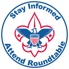members of the round table boy scout roundtable