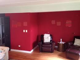 Need Help Choosing A Red Paint Color For My Living Room - Color for my living room