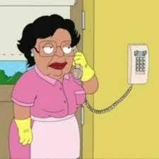 Family Guy Cleaning Lady Meme - family guy maid meme generator