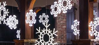 outdoor hanging snowflake lights snowflake outdoor christmas decorations christmas with snowflake