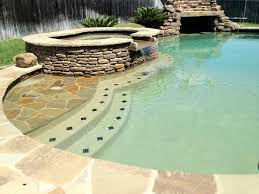 steps and tanning ledges new wave pools austin