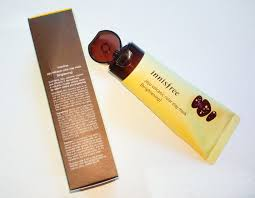 review new 2017 innisfree jeju volcanic color clay mask yellow