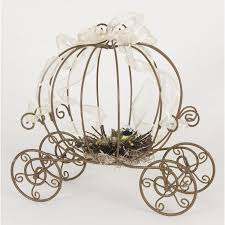 carriage centerpiece the original inspired by disney fairytale wedding cinderella s