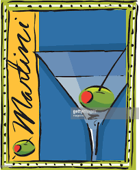martini logo martini logo vector art getty images