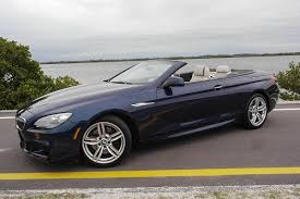 2014 bmw 640i convertible driven 2014 bmw 640i xdrive convertible speed sport