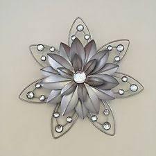 metal flowers metal flower wall ebay