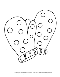 coloring page mitten tags mitten coloring page baby leopard