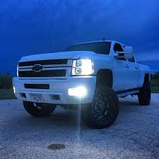 led lights for 2014 gmc sierra led head fog light bulbs heartlandleds