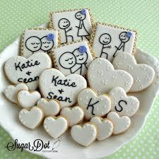 favor cookies wedding sugar cookies wedding custom sugar cookies frederick md
