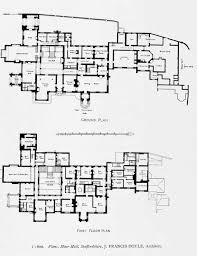 lenox terrace floor plans villa empain u2014 floor plan floor plans pinterest villas and