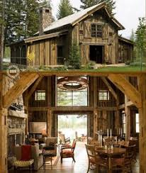 Tall Timber Barn Barn House Love Interiors Barn Play Houses And Stairways