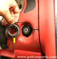 mercedes benz slk 230 ignition switch lock cylinder replacement