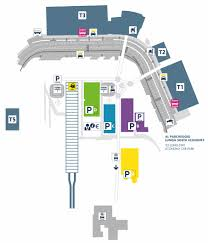Mexico City Airport Map Terminal Maps Fiumicino Airport
