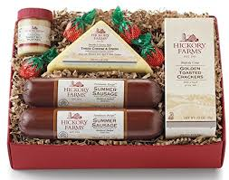 sausage and cheese gift baskets retirement gifts for great gift ideas