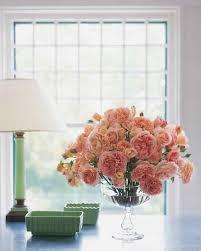 pink flower arrangements martha stewart