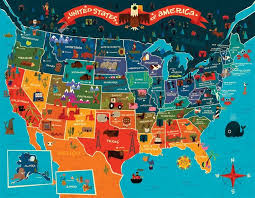 best road maps for usa southwest united states of america travel guide at wikivoyage us