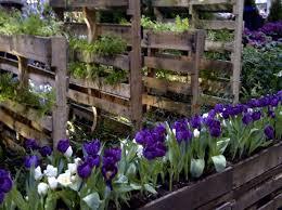pallet garden ideas upcycled wooden pallet u2013 vertical gardening