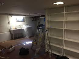 basement finishing in falls church virginia hdelements