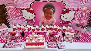 Hello Kitty Party Decorations Hello Kitty Birthday Party Decorations For Sale Image