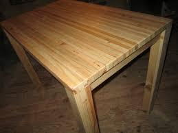 vernis plan de travail cuisine plan de travail cuisine 11 table de cuisine touchdu bois avec plan