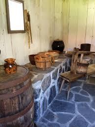 Mennonite Furniture Kitchener 1820 Log Schoolhouse Spring Houses Keeping Things Cool In The