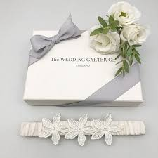 Wedding Garters Silk Wedding Garters The Wedding Garter Co