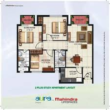 mahindra aura floor plan gurgaon archives floorplan in