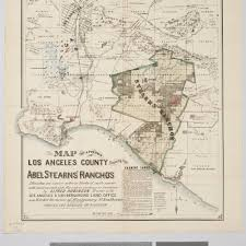 Parcel Map Los Angeles County by Calisphere Map Of A Portion Of Los Angeles County Showing The