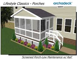 Small Screened Patio Ideas Screened Porch Designs St Louis Decks Screened Porches