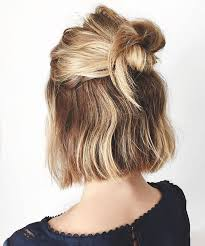 hairstyle to distract feom neck 11 quick 60 second hairstyles for work and school easy