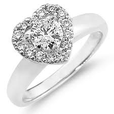 couples rings heart images Heart shaped promise rings promise rings reviews home decor studio jpg