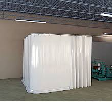 noise control curtains akon u2013 curtain and dividers