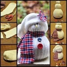 baby sock snowman ornament tutorial sock snowman baby socks and