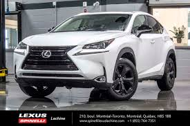 used lexus for sale in quebec 2016 lexus nx for sale in laval quebec 1905223965 the car
