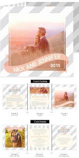 tri fold wedding invitations 21 best folded wedding invitations images on photo