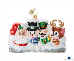 1019023 christopher radko this about covers it ornament