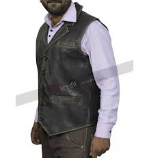 leather biker vest on wheels cullen bohannon anson mount vest